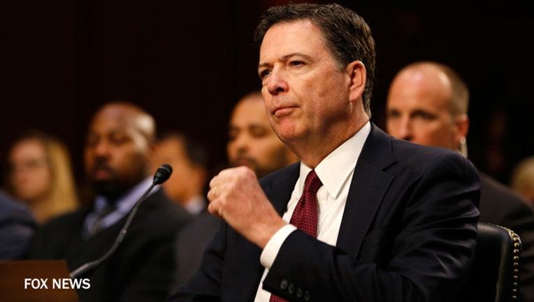 Former FBI Director James Comey-401720