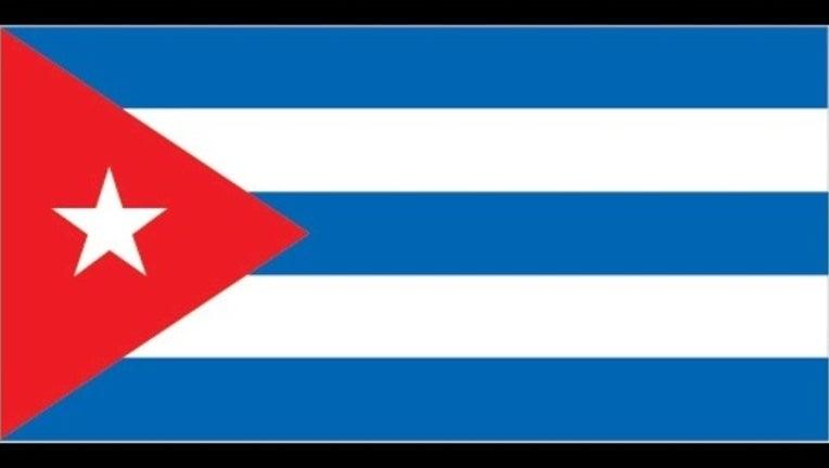 Cuba's flag