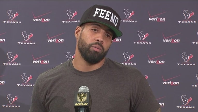 Arian Foster teams up with UBER Houston