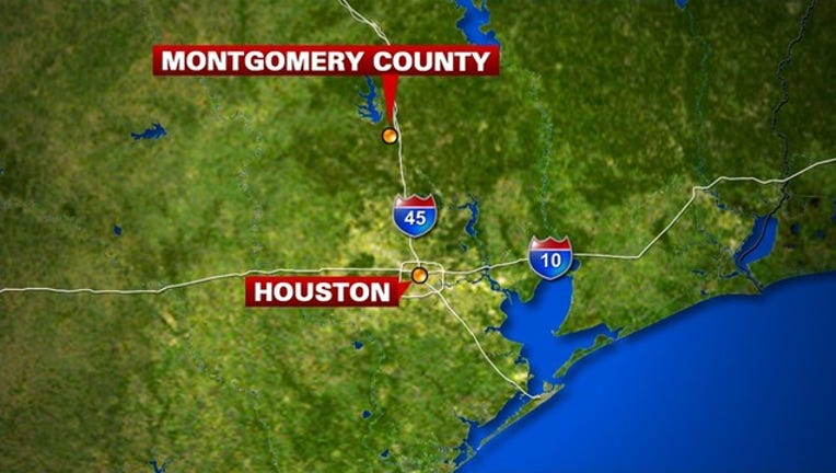Montgomery County in Texas