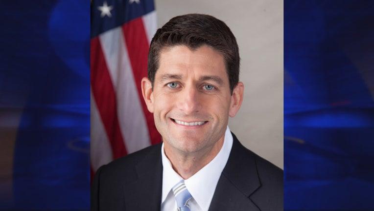 House of Representatives Speaker Paul Ryan