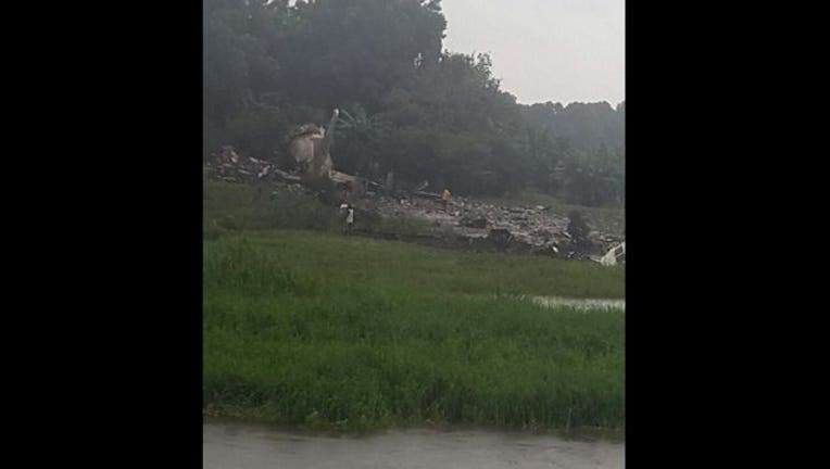 8309f346-Sudan Plane crash