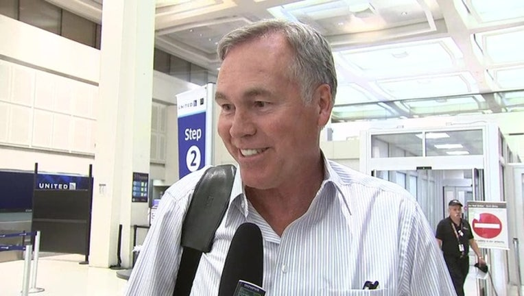 Mike D'Antoni on May 31, 2016