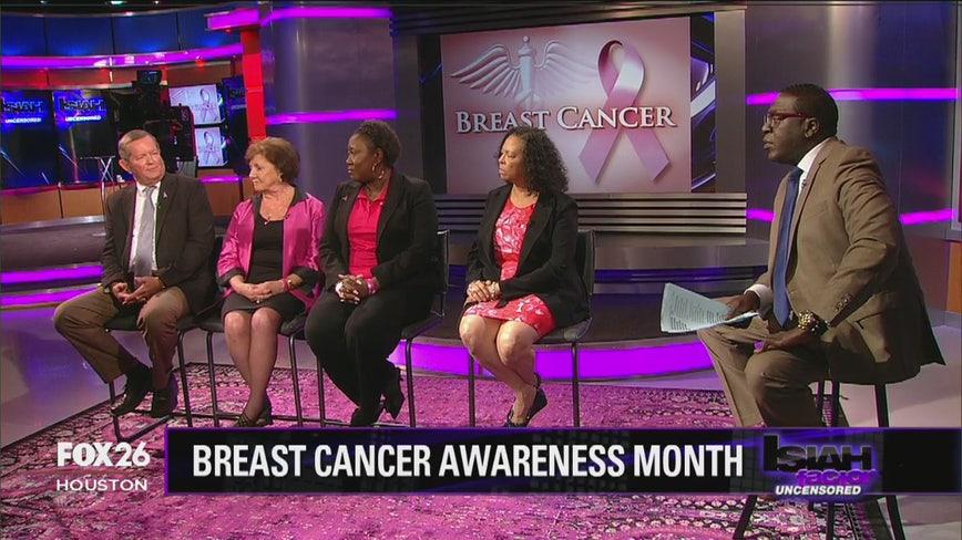 Breast cancer in men, women, and minorities