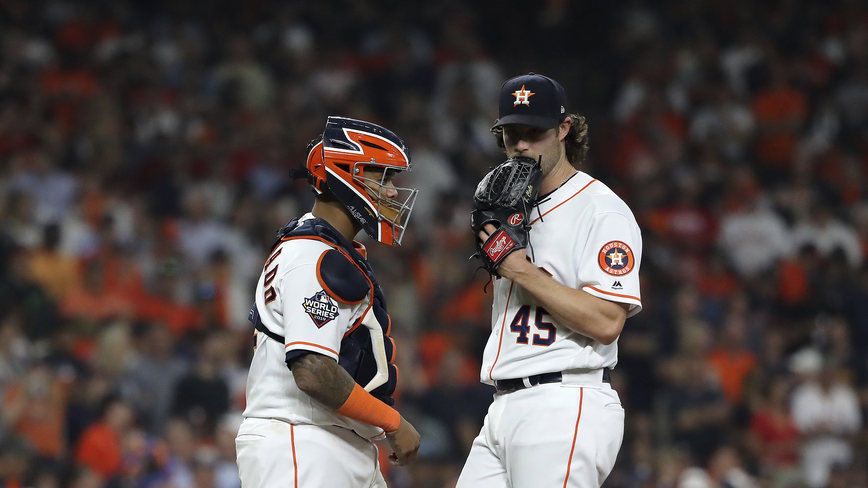 LIVE BLOG: Astros offense lags as Nationals hold the lead in Game 1, 2-5