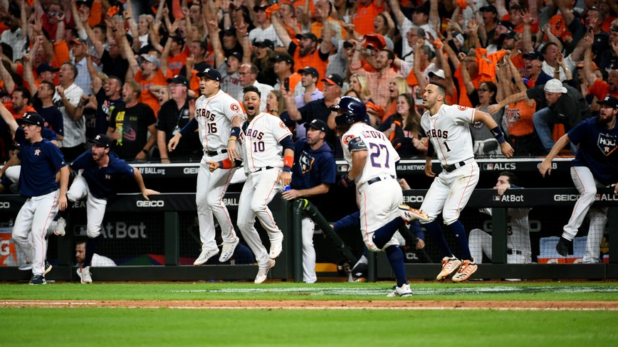 LIVE BLOG: Houston Astros take on the Washington Nationals in Game 1 of World Series