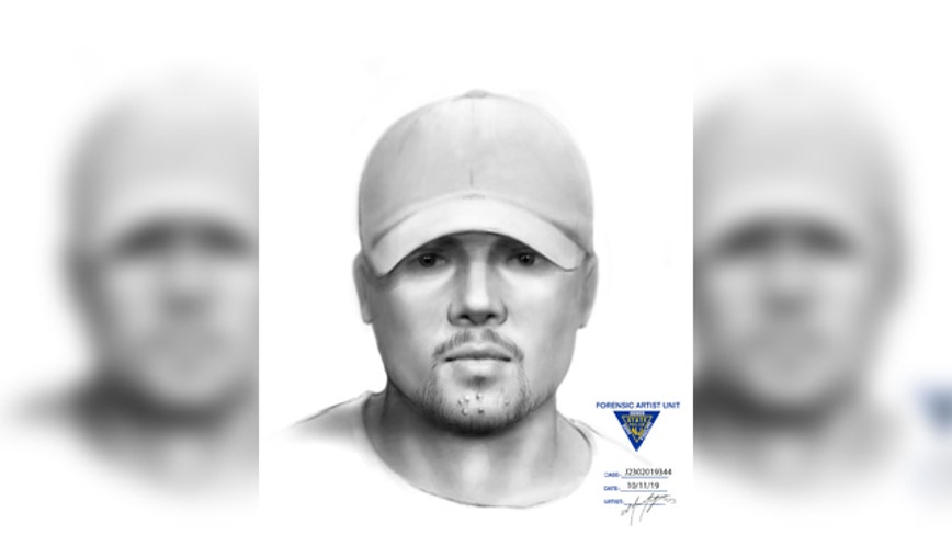 Officials release sketch of possible witness in Dulce Alavez case