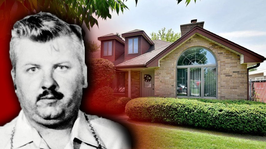 John Wayne Gacy property up for sale where 33 were murdered