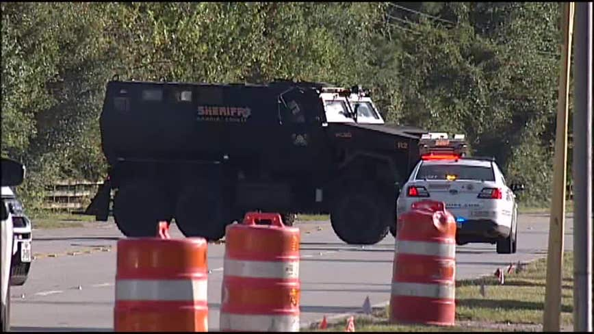 Off-duty Montgomery County deputy charged with aggravated assault after standoff