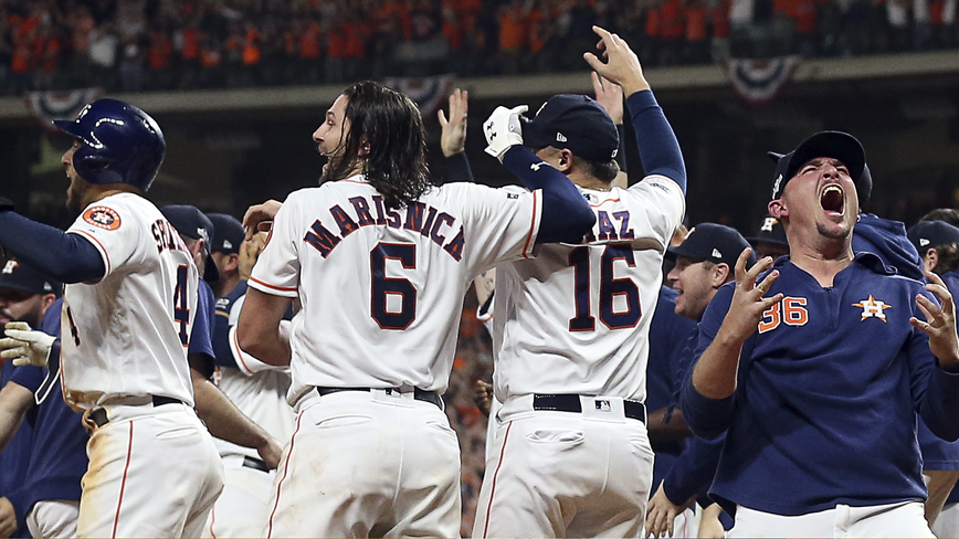 LIVE BLOG: Houston Astros have 2-1 lead on Washington Nationals