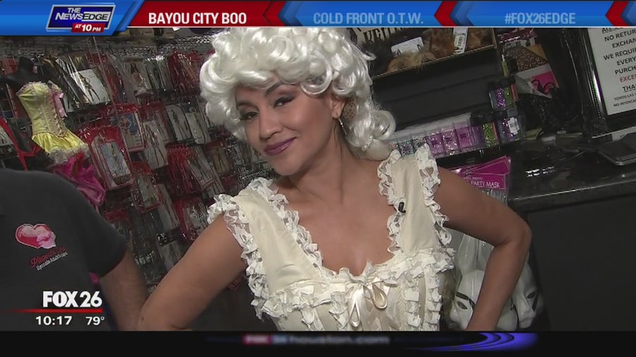 Bayou City 'Boo': Where to get the best Halloween costumes for adults