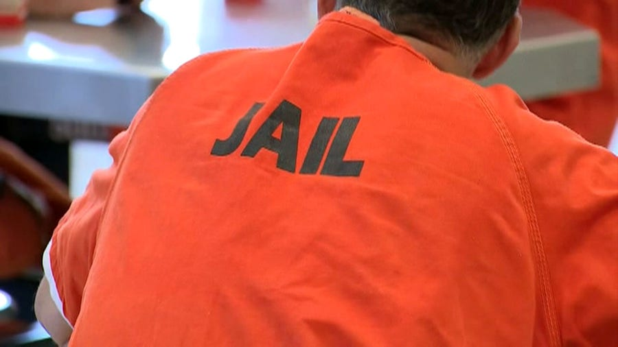 Harris County Jail inmate release halted by court order, says sheriff