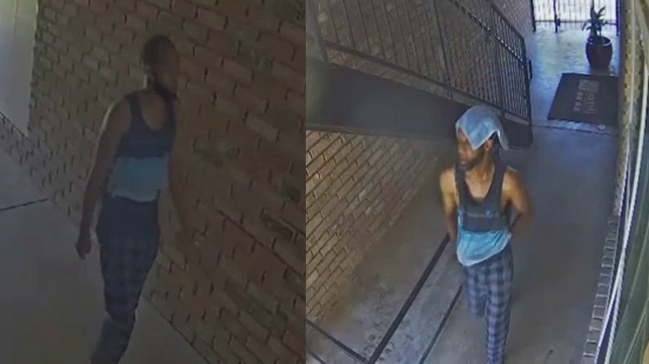 Houston police released surveillance video of a man wanted in the sexual assault of a young teen, in the hopes that the public could help identify him.