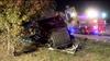 Multi-vehicle crash shuts down SB mainlanes of North Freeway at Woodlands Pkwy