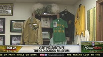 Old School Museum in Santa Fe