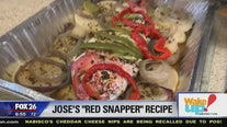 Jose Grinan's Baked Red Snapper Recipe