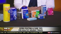 Germ-fighting travel tips