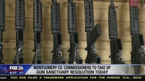 Montgomery Co. Commissioners to take up gun sanctuary resolution