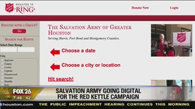 The Salvation Army kicks off their 2019 Red Kettle Campaign