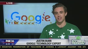 Google Technology Expert shares Cyber Monday shopping tips