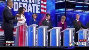 The Democratic debate in Atlanta, who won, who gaffed