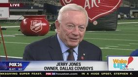 Cowboys-Lions NFL on FOX game kicks off Red Kettle season