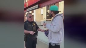 Factor Faceoff: Why was this man handcuffed for eating a sandwich?