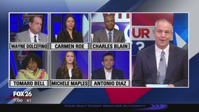The What's Your Point panel weighs in on the House impeachment inquiry hearings