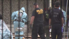 FBI, DEA, Hazmat teams investigate northwest Houston building