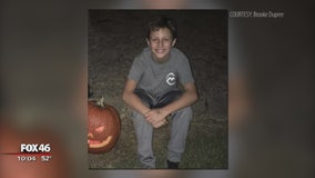 'He got his angel wings': 11-year-old NC boy dies after car hits him while trick-or-treating