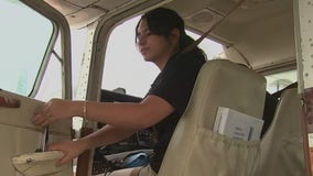 17-year-old to become HISD's first Hispanic female pilot in almost 20 years