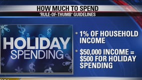 Looking ahead to stay on budget during the upcoming holiday season