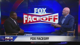FOX FACEOFF: Substitute teacher arrested after fighting with student
