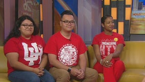 First generation students hoping to beat the odds and graduate from college