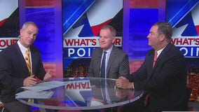 Political analysts Keir Murray and Mark Jones talk about early voting numbers in Houston