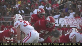 Katy High School and North Shore High have Friday Football Fever