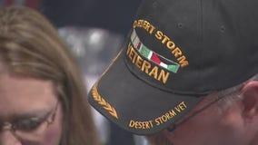 Local group focuses on hiring American veterans