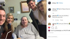 Alex Bregman loses second grandparent in matter of weeks