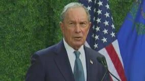 Billionaire Michael Bloomberg files to enter the 2020 race for president