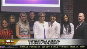 Women Veterans Business Center creates paths to opportunity