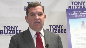 Mayoral candidate Tony Buzbee promises results in 100 days as runoff election looms