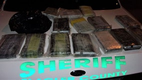 15 kilos of cocaine washed ashore onto Central Florida beach, deputies say