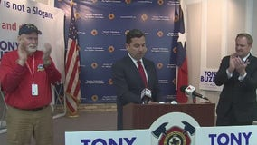 Houston firefighters backing Mayoral Challenger Buzbee