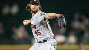 Gerrit Cole declines Houston Astros' qualifying offer