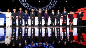 Democratic presidential hopefuls feel pressure to raise enough funds to sustain campaigns