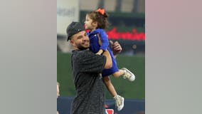 Congrats! Jose Altuve, wife expecting second child