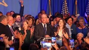 Louisiana Governor John Bel Edwards re-elected