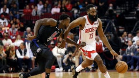 Harden scores 47 points, Rockets beat Clippers 102-93