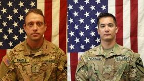 Fort Hood identifies two soldiers killed in Afghanistan