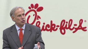 "Gov. Abbott denounces Chick-fil-A in tweet: ""I'm headed to Bill Miller's tonight"""